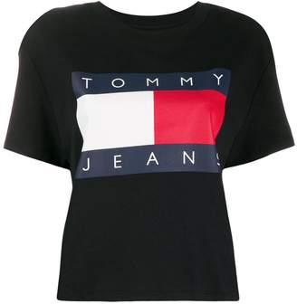 Tommy Jeans printed logo T-shirt