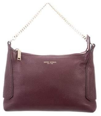Henri Bendel Mini Leather Crossbody Bag