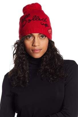 cb63cec19ea21 ... Kate Spade All Dolled Up Graphic Beanie