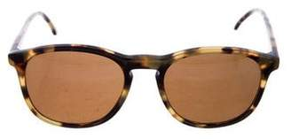 Illesteva Tinted Tortoiseshell Sunglasses