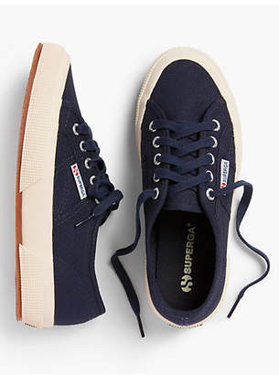 Talbots Superga Lace-Up Sneakers