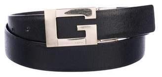 Gucci Reversible G Logo Belt