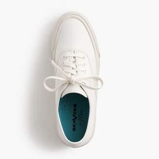 SeaVees for J.Crew Legend platform sneakers