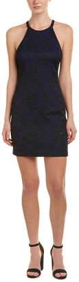 Parker Jacquard Sheath Dress
