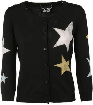 Moschino Star Cardigan