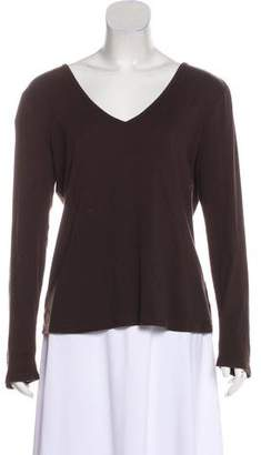 Lauren Ralph Lauren Long Sleeve Casual Top