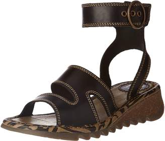 Fly London Womens Tily722fly Bridle Sandals-UK 7