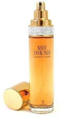Elizabeth Taylor NEW White Diamonds EDT Spray 100ml Perfume