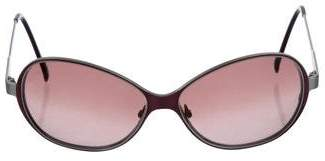 Chloé Round Tinted Sunglasses