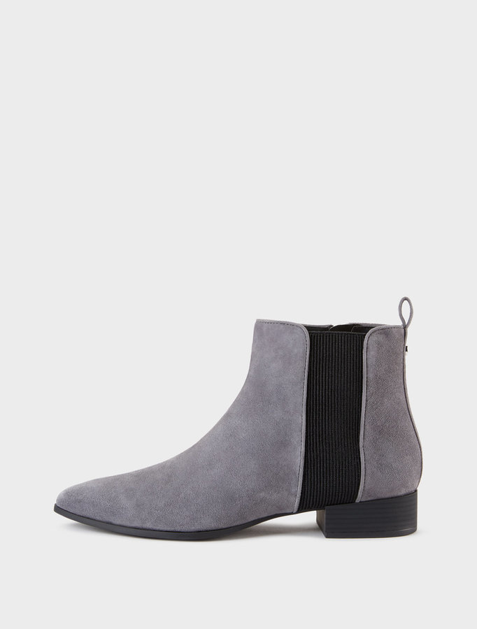 Talie Suede Chelsea Boot