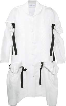 Roberts Wood crinoline summer coat