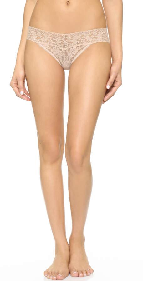 Hanky Panky Signature Lace V-Kini Panties