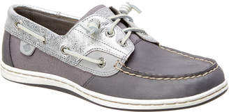 Sperry Women's Songfish Leather Boat Shoe