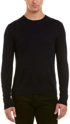 Burberry Cashmere-Blend Crewneck Sweater