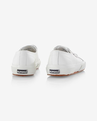 Express Superga Classic Leather Sneakers