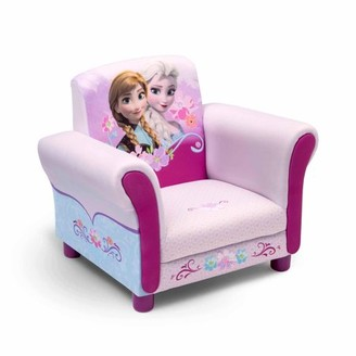 Disney Frozen Kids Upholstered Chair by Delta Children