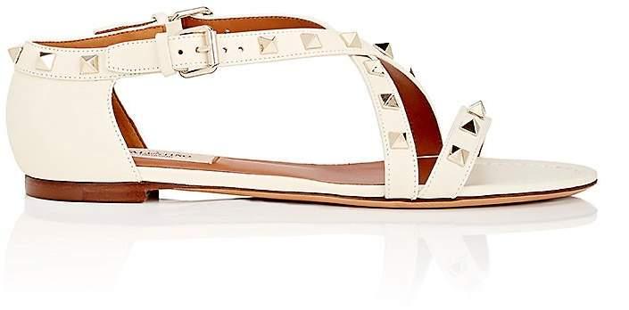 Valentino Garavani Women's Rockstud Strappy Sandals