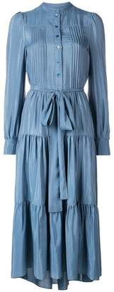 See by Chloe pleated midi dress