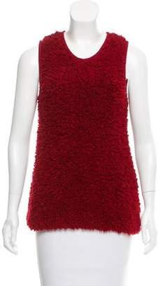 Giamba Textured Wool Top