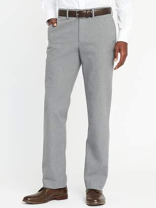 Old Navy Straight Signature Built-In Flex Dress Pants for Men