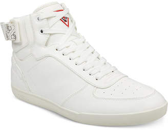 GUESS Men Fitz High-Top Sneakers Men Shoes