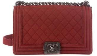 Chanel Quilted Medium Boy Bag