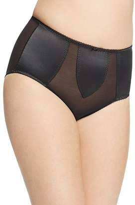 Dita Von Teese Sheer Witchery Satin Control Briefs
