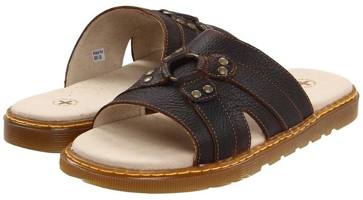 Dr. Martens Rhea (Dark Brown) - Footwear