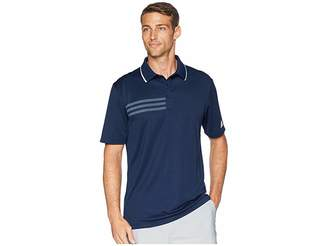 adidas 3-Stripes Pique Polo