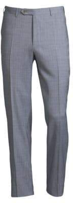 Canali Heathered Dress Pants