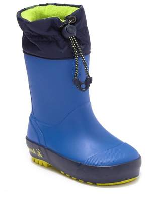 Kamik Drizzly Fleece Lined Waterproof Boot (Baby & Toddler)