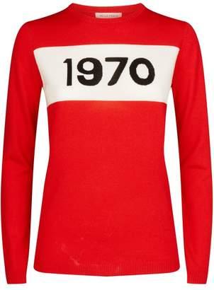Bella Freud Wool 1970 Sweater