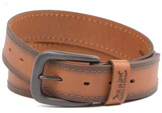 Levi's Elevated Heavy Stitch Leather Belt