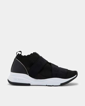 Ted Baker ADRIHA Elastic strap running sneakers
