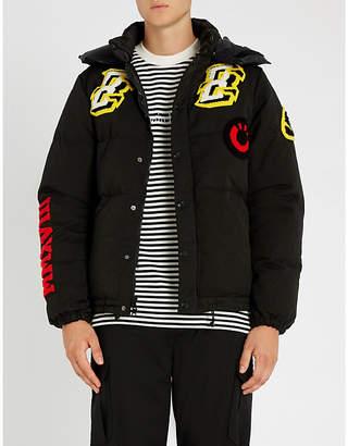 Billionaire Boys Club Vikings shell-down jacket
