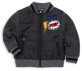 Andy & Evan Baby Boy's & Little Boy's Stand Collar Puffer Jacket