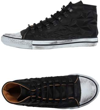 Dioniso BLACK High-tops & sneakers - Item 44965680RD