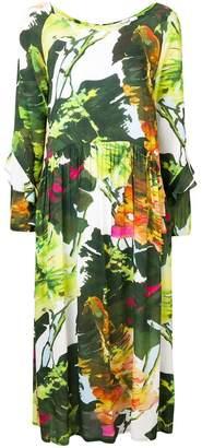 Blugirl all-over print dress