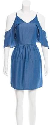 Walter Baker Maxwell Chambray Dress w/ Tags