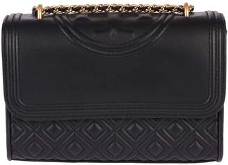 Tory Burch Black Fleming Small Cross-body Bag
