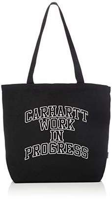 Carhartt (カーハート) - [カーハートダブルアイピー]WIP DIVISION TOTE SMALL WIP DIVISION TOTE SMALL Black/White