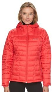 Women's Columbia Pacific Post Thermal Coil Quilted Puffer Jacket $175 thestylecure.com