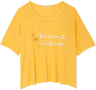 Monrow California Athletic Tee