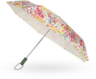 Kate Spade Floral Dot Travel Umbrella