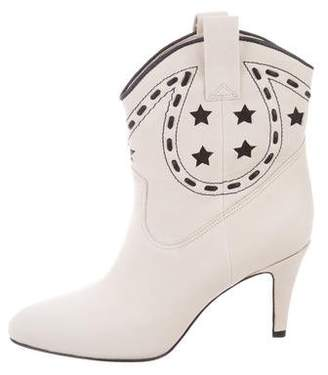 Marc Jacobs Star Ankle Boots w/ Tags