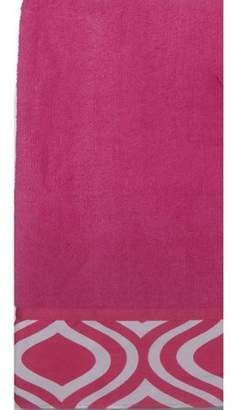 Generic Nicole Fuchsia Bath Towel