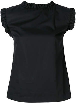 Milla Milla crisscross back blouse