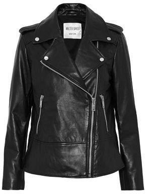 Walter W118 By Baker Norris Studded Leather Biker Jacket
