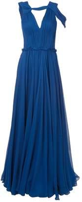 Jason Wu Collection sleeveless chiffon gown