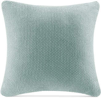 """Ink+ivy Ink+Ivy Bree Chunky-Knit 26"""" Square European Pillow Cover"""